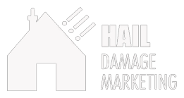 Hail Damage Marketing logo